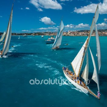 "~ The ""Voiles d'Antibes"" ~"
