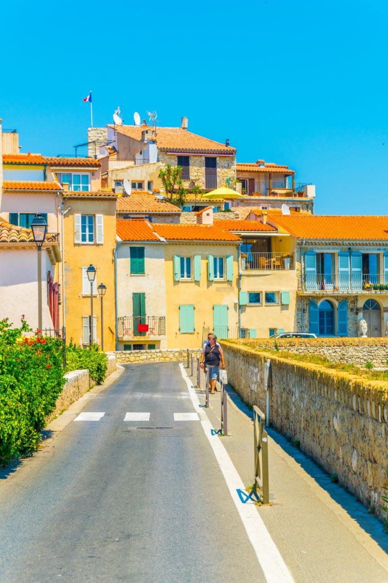 Promenade Amiral de Grasse